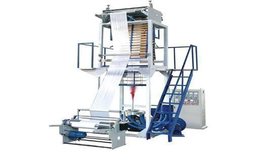 吹膜机系统特点与操作步骤