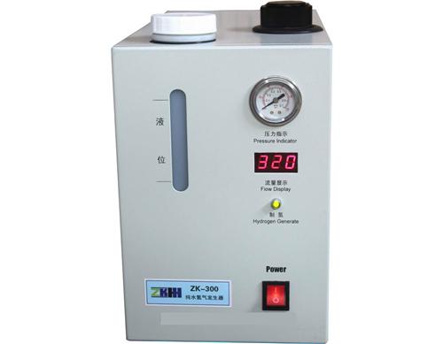 氫氣發生器原理、維護及注意事項