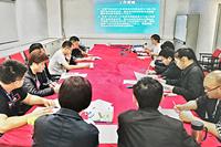 上海市計量院 空盒氣壓表(計)檢定人員 接受專業技能培訓