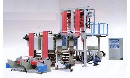 吹膜机温度指标及控制方法