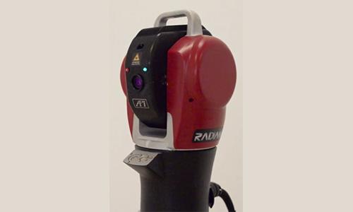 API Radian激光跟踪仪跟踪速度性能展示