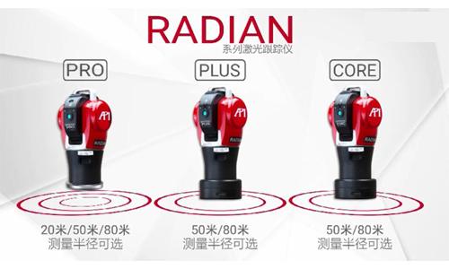 API Radian系列激光跟踪仪