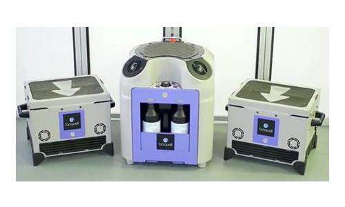 英国Bioquell智能化过氧化氢蒸汽发生器BQ-50