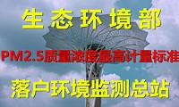 """PM2.5质量浓度监测仪校准装置""通过国家市场监管总局建标考核"