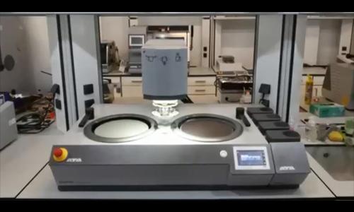 德国ATM双盘自动磨抛机SAPHIR 250 A2-ECO