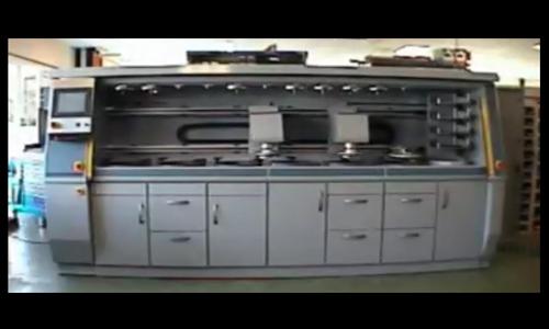 德国ATM全自动紧凑型磨抛系统SAPHIR X-Change