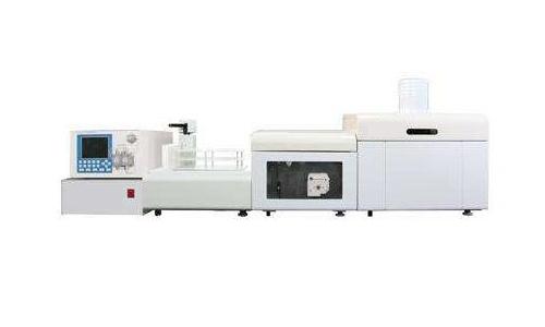 原子荧光形态分析仪数据处理