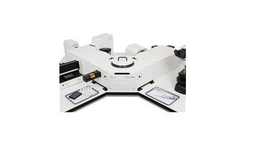 瞬态光谱仪结构以及校准装置