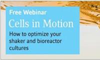 Cells in Motion - 如何优化摇瓶和生物反应器的培养工艺