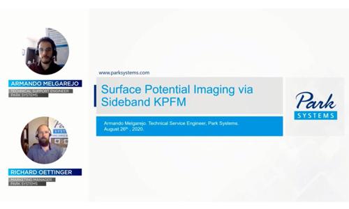 (油管)通过边带开尔文探针力显微镜(KPFM)进行表面电势成