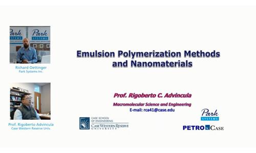 网络讲座:乳液聚合法与纳米材料