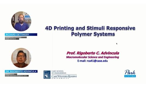 (油管youtube)4D打印和刺激响应