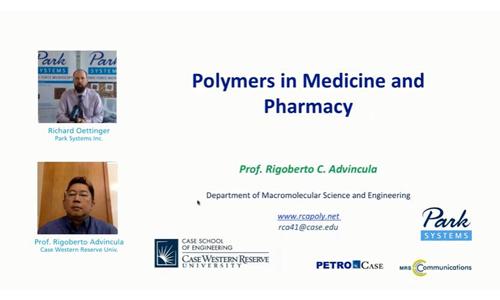 (Youtube油管)高分子聚合物在医学中的应用