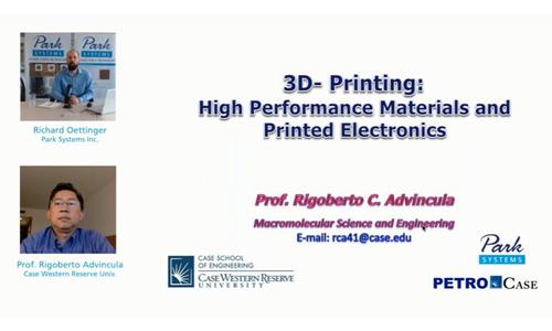 3D打印技术在电子行业的应用