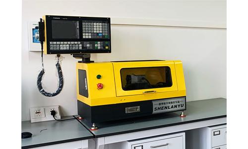 桌面级创客工具—Yornew微型CNC车床_加工