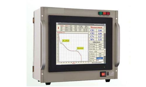 炉前碳硅分析仪的使用