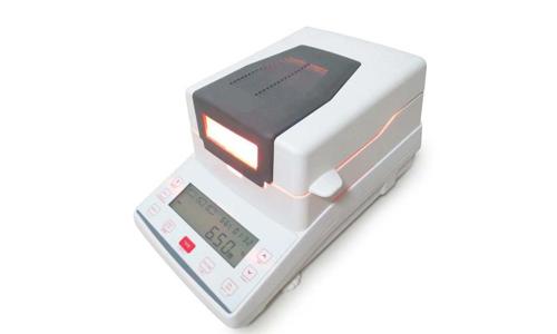 红外线快速水分测定仪的校验过程