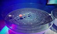 """我国火星探测器""""天问一号""""成功拍摄高清火星影像图"""