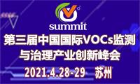 报名参会倒计时:第三届中国国际VOCs监测与治理峰会