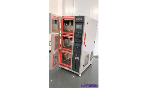 三层独立控温的温湿度试验设备