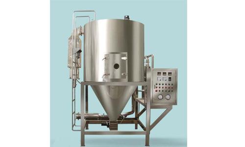 喷雾干燥机工作原理和应用范围