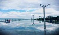 我国自主研△制9兆瓦级高速永磁同步风力发�电机正式下线