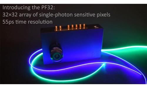 运用单光子计数相机可实现多种应用