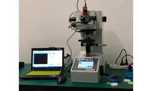日本崧泽MMT-X7A-硬度块测量200gf
