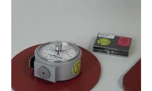 德国Bareiss HP表显式便携邵氏硬度计
