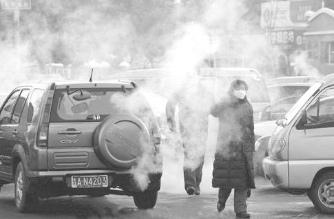 乌鲁木齐汽车尾气