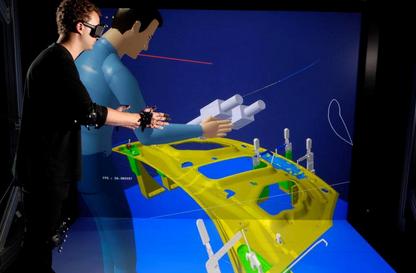 大力支持虚拟现实(vr)等新兴前沿领域创新和产业化.