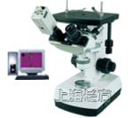 上海长方倒置金相显微镜