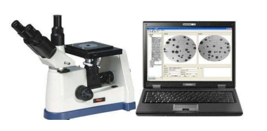 倒置数码生物显微镜成像