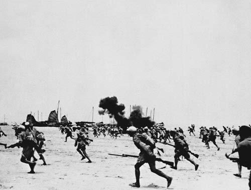 解放军解放海南岛