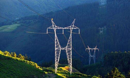 输电塔模型结构图