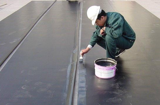 pvc防水卷材空铺法施工工艺和初验标准规范.doc 7页