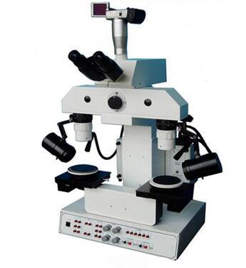 比较显微镜可用于:①各种半导体器件,如超大规模集成电路的失效