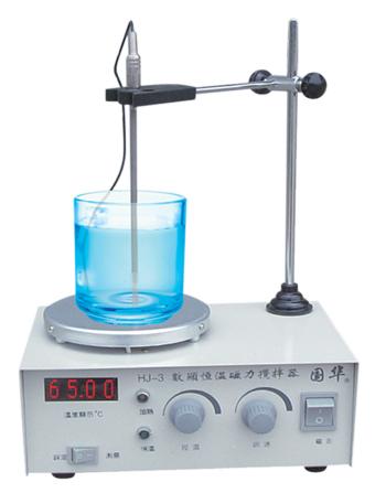 磁力搅拌器操作步骤