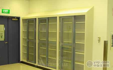 实验室家具-储物柜