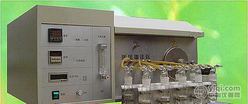 气体分析法
