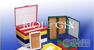 玻片盒和玻片邮寄夹