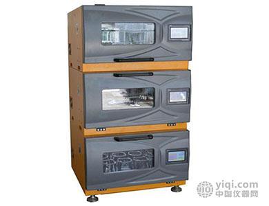 高精度组合振荡培养箱 实验室振荡培养箱
