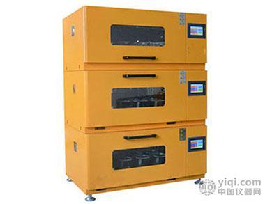 三层组合式振荡培养箱 实验室振荡培养箱