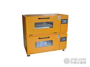 两层组合式振荡培养箱 实验室振荡培养箱