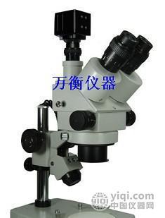 电脑三目体视显微镜XTL3400C