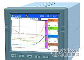 智能双通道温度控制仪