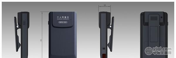 SPD100电子个人剂量仪||个人剂量仪