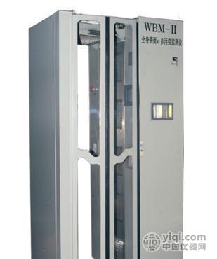 WBM-II 全身表面α β污染监测仪