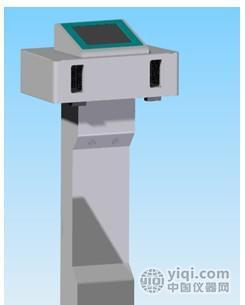 HFM-100 手脚表面污染监测仪