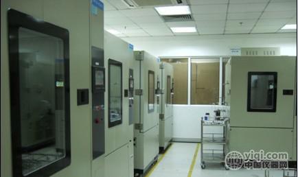 VOC环境测试舱